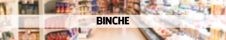 supermarkt Binche