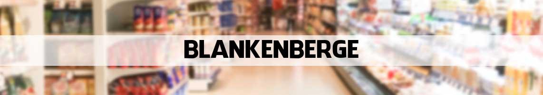 supermarkt Blankenberge