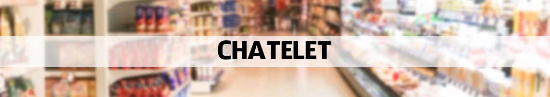 supermarkt Châtelet