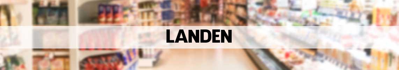 supermarkt Landen