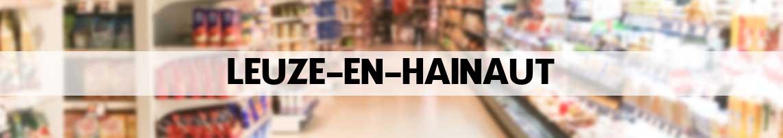 supermarkt Leuze-en-Hainaut