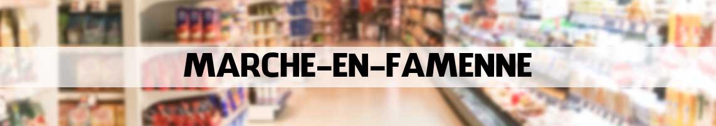 supermarkt Marche-en-Famenne