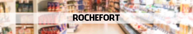 supermarkt Rochefort