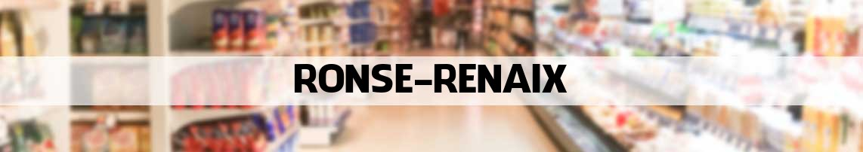 supermarkt Ronse/Renaix
