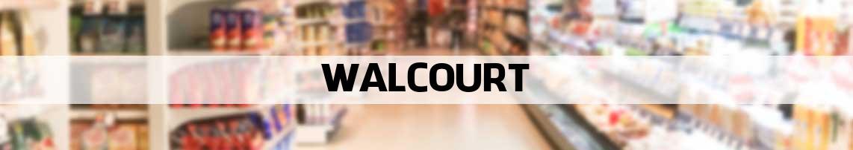 supermarkt Walcourt